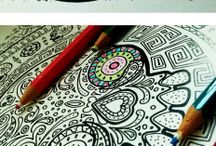 Coloring book / Coloring books for everyone