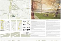 Planning poster layout