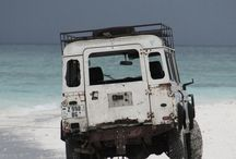 Land Rover Series / by LR124