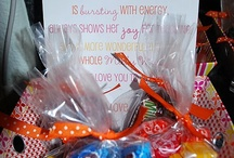 Teacher Gift Ideas / by Kelly Arndt-Winters