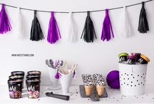 Eisparty DIY-Ideen / Wollten Sie schon immer eine Eiscreme-Party machen und wussten nur nicht wie? Wir haben Vera von Nicest Things gebeten, Dekorationsideen zu entwerfen. Inspiriert von ihrem Blogeintrag sammeln wir auf diesem Board weitere Ideen für eine stilvolle Party unter Freunden.