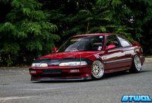 Honda's