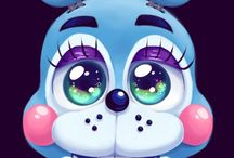Today I am showing you toy bonnie have good fun