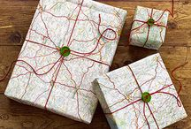 Wrap it up / Gift wrapping ~ Paper ~ Design  / by Rob Grace