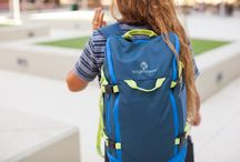Back 2 School / From campus life to adventure weekends and abroad, kick off the school year with the right pack.