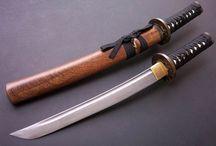 meče a nože