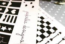 #PlanPlanPlanPlanPlan / Stickers plannning