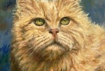 My favourite cat art