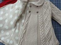 kabátik, sveter
