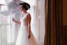 Wedding Dresses / Wedding gown inspiration