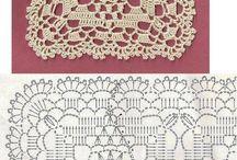 Quadrados em croche | Crochet squares