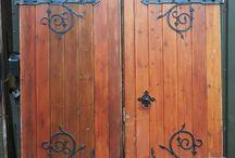 Doors & Door Furniture, Pulpits,  Railings & Altar Rails