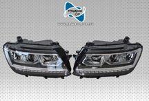 VOLL LED Scheinwerfer Headlights Komplett Vw Tiguan 2 5NB941035B