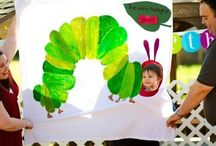 Gio's Hungry caterpillar  / by Kaitlen Scott