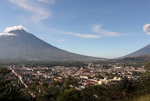 Antigua Guatemala / by VisitGuatemala Heart Of The Mayan World