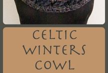 Crochet scarves & cowls