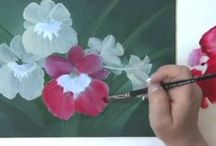 τεχνικές  ζωγραφικής
