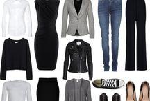 My basics wardrobe