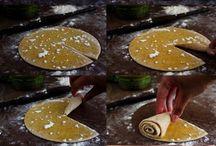 Panes, tortillas y masas saladas