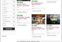 Création site internet Pau, Bordeaux, Toulouse / Les créations de site internet de l'agence de commuication Happiness
