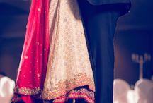 Punjabi ... suits @&# , couple <3# , wedding : jatt weds jatti ^°<>° , lehenga <3 <3