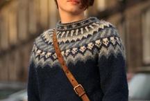 Iceland knit / islandsk strik