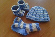 Háčkování, pletení / Ruční práce