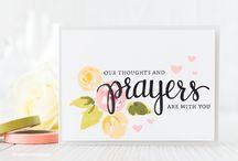 Cards - Prayers, Hero Arts