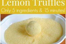 no bake lemon