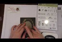 Free YouTube Tutorials / Stampin' Up! | Card Making | YouTube | Video Tutorial | Red Hot Stampers