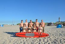 Lifeguarding / My favorite: The water rescue profession and sport