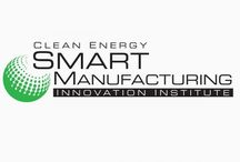Clean Energy Smart Manufacturing / DOE Department of Energy Office of Energy Efficiency and Renewable Energy and White House Sanctioned National Manufacturing Innovation Hub: Clean Energy Smart Manufacturing Innovation Institute led by SMLC