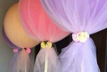 wedding & baptism decoration ideas / DIY ideas for wedding,baptism, celebrations, baby party etc.