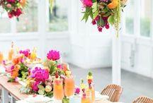 Wedding art de la table