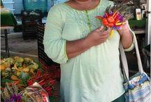 Farmer's Market / Harvest from local Farmer's Markets