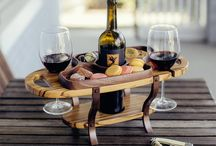 Wine wood products