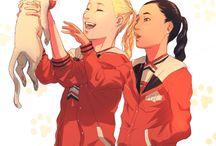 Fanart Glee