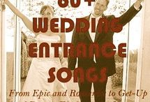 Wedding Entrance Songs