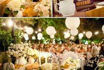 I DO. / Inspiration board for upcoming weddings!