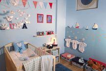 Mania-niebieske ściany