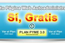 Diseño de Páginas Web en Argentina / Diseño Web Gratis Supaginagratis te da la posibilidad de tener tu propia Página Web Autoadministrable o Autogestionable valorada en $3000 pesos o más, según a que estudio de diseño web se contrate.