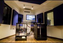 Dr Joel Sam Paul / Interior and Acoustic Designing