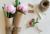 Packaging and flores