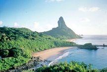 210 / 211 Fernando de Noronha / Fernando de Noronha, archipelago in Brazil