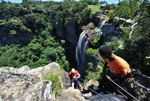 For the Adrenaline and Enduro Fans / Snaps of all the adventures you can have on the South Coast of the Zulu Kingdom