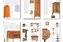 Guide: Antikke møbler identifikasjon