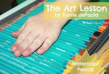 art activities and lessons / by Dominique Abeyta