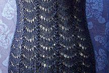 vêtements au crochet