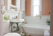 Bathrooms / by Kathy O'Donnell Prem