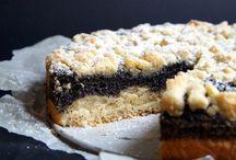 Poppy cake ... Makový koláč